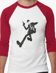 Lupin III Men's Baseball ¾ T-Shirt