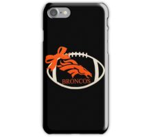 Denver Broncos Super Bowl iPhone Case/Skin