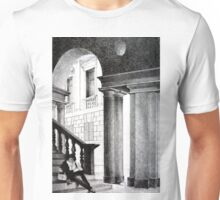 Vicenza, 2011, 50-70cm, graphite crayon on paper Unisex T-Shirt