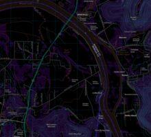 USGS TOPO Map Alabama AL Farley 20110921 TM Inverted Sticker