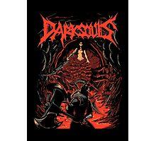 Dark Souls slayer Photographic Print