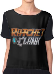 Ratchet and Clank Chiffon Top