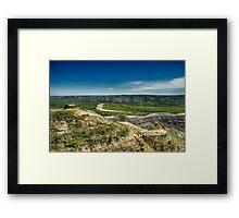 Theodore Roosevelt National Park 2 Framed Print
