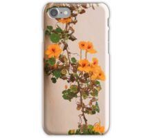 Yellow Flowers on an Ivy iPhone Case/Skin