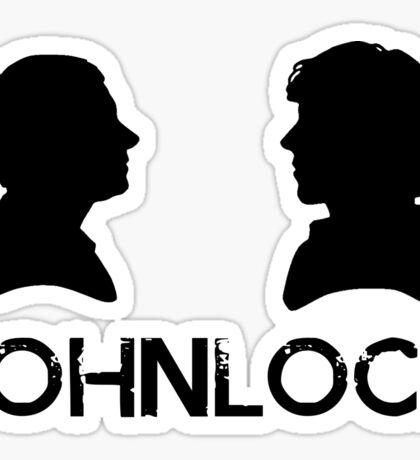 Johnlock Sticker