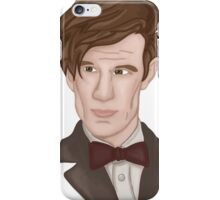 Doctor WHO 11 Eleventh Doctor iPhone Case/Skin