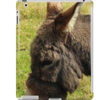 Donkey Head iPad Case/Skin