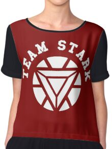 Team Stark - new reactor Chiffon Top