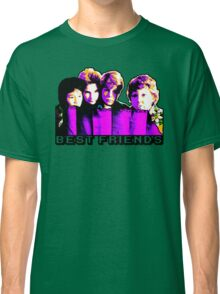 Best Friends - Never Say Die Classic T-Shirt