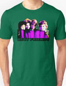 Best Friends - Never Say Die Unisex T-Shirt