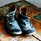 Old-Fashioned Shoes by Susan Savad