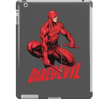Daredevil The man without fear iPad Case/Skin