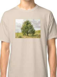 Fence Tree Classic T-Shirt