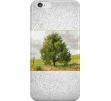 Fence Tree iPhone Case/Skin
