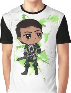 Cassandra Chibi Graphic T-Shirt
