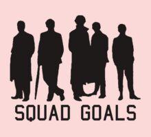 Sherlock Squad goals One Piece - Long Sleeve