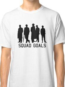 Sherlock Squad goals Classic T-Shirt