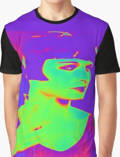 Louise Brooks pop art Graphic T-Shirt