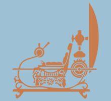 Time machine One Piece - Short Sleeve