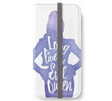 Regina (watercolor);  iPhone Wallet/Case/Skin