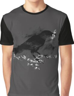 Broken Strings Graphic T-Shirt