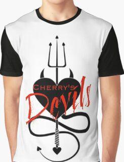 Cherry's Devils Official Merchandise Graphic T-Shirt