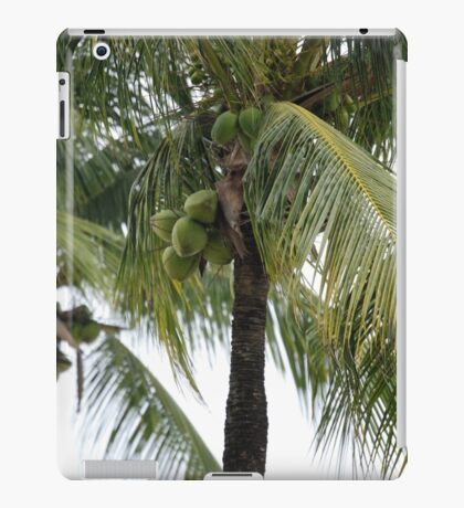 Barbados -- Coconut Theme I If you like, please purchase, try a cell phone cover thanks iPad Case/Skin