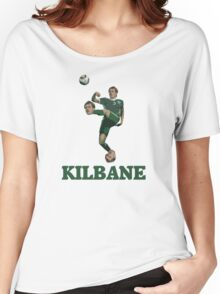 Three-Headed Kilbane Women's Relaxed Fit T-Shirt
