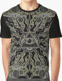 SNAKES, ARROWS, AND THE WIZARDING WAY Graphic T-Shirt