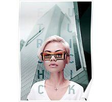 Futurischick Poster