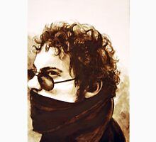 Portrait of boy, 2011, 30-22cm, watercolor on wood panel Unisex T-Shirt