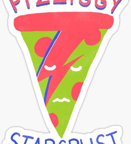 Pizziggy Starcrust Sticker