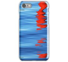 Buoy Reflection ~ Natural Abstract iPhone Case/Skin