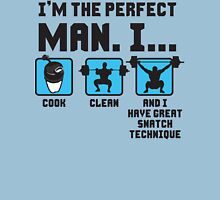 Perfect Man Unisex T-Shirt