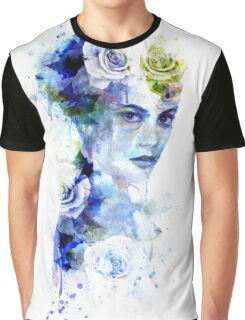 The Blue Woman Graphic T-Shirt