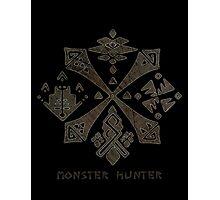 Monster Hunter Guild Photographic Print