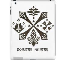 Monster Hunter Guild iPad Case/Skin