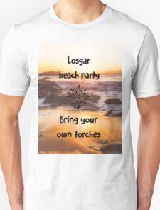 Losgar Beach Party Unisex T-Shirt