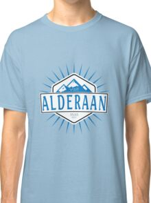 Visit Alderaan - While You Can Classic T-Shirt