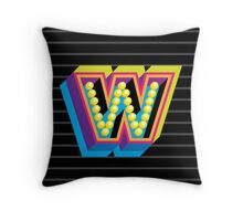 WEST END Pillow - London Coffee Roasters Throw Pillow