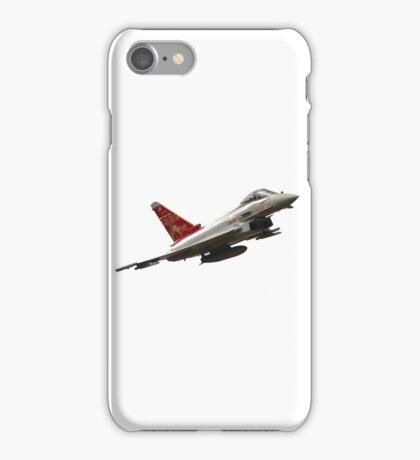 RAF Eurofighter Typhoon Display iPhone Case/Skin
