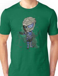 Garrus Chibi Unisex T-Shirt