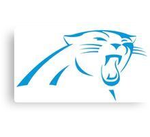 Step Panthers  Canvas Print