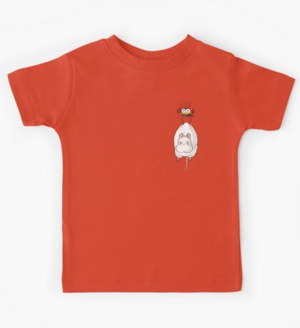 Spirited Away Mouse and Fly Kids Tee