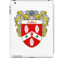 Cullen Coat of Arms/Family Crest iPad Case/Skin