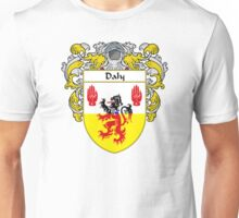 Daly Coat of Arms/Family Crest Unisex T-Shirt