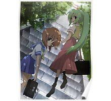 Official Higurasgi No Naku Koro Ni Poster