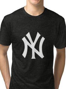 go go go yankees Tri-blend T-Shirt