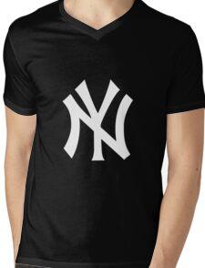 go go go yankees Mens V-Neck T-Shirt