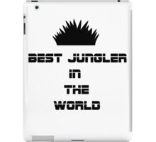 Best Jungler iPad Case/Skin